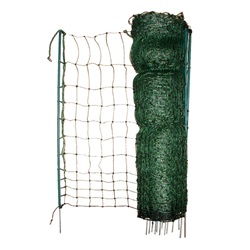 MSP2LLGT.  Hotline 25m x 1.2m Green Premium Poultry Netting ***Special Offer***