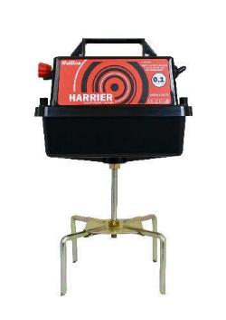 HLB150.  Hotline Harrier 0.1J Battery Powered Fence Energiser ***Winter Offer***