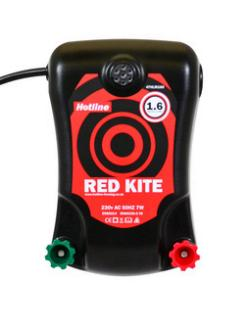 HLM160. Hotline Red Kite 1.6J Mains Powered Fence Energiser  ***Winter Offer***