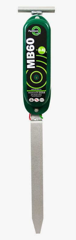 MB60. Hotline 0.56J 12V Battery Powered Fence Energiser